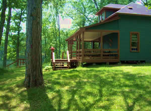 Hidden Acres_resort_iron_river_wisconsin